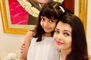 Aaradhya (daughter)