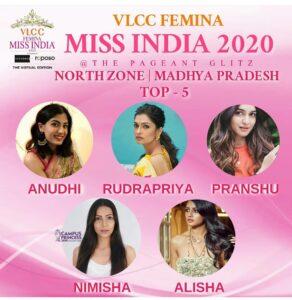 Kritika Yadav model contest