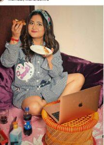 Rashami Desai diet food