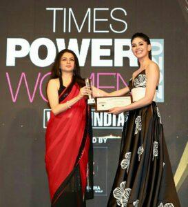 Sanjana Sanghi awards