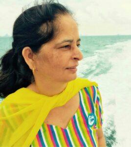 Mother Geeta Parmar