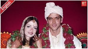 hrithik roshan marriage