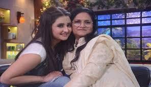 Rashami Desai mother Rasila Desai