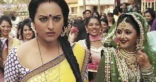 Rashami in film Dabangg 2