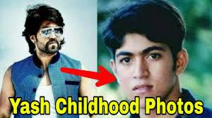 yash actor childhood