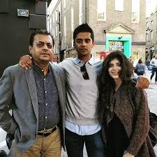 Sanjana Sanghi father