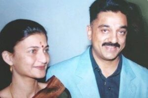 Shruti Haasan  mother Sarika Thakur