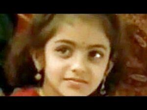 Kajal Aggarwal childhood pic