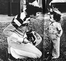 Abhishek Bachchan childhood pic