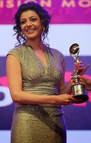 kajal agarwal awards