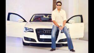 abhishek bachchan car collection Audi A8L