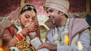 kajal agarwal marriage pic