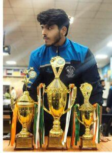 Vyomesh Koul awards