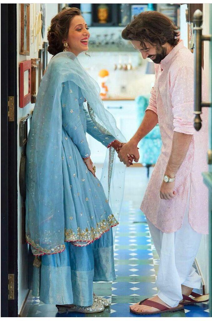 Jankee Parekh husband