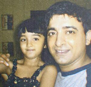 Nikita Bhamidipati childhood pic
