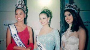 Miss Universe 2000 priyanka