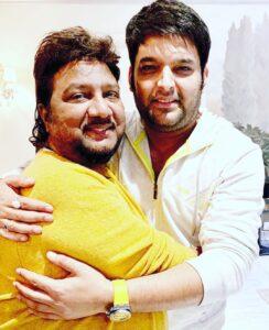 Kapil Sharma friend