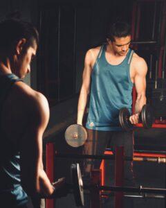 Ramzan Muhammed workout