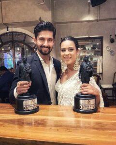 Ravi Dubey awards