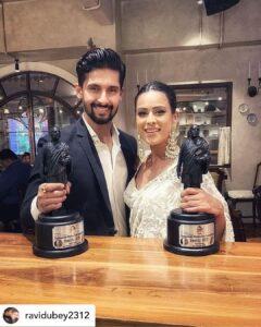 Nia Sharma awards