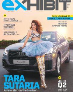 exhibit magazine