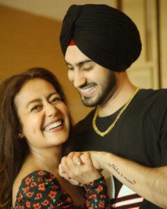 Rohanpreet Singh Tattoo