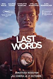 Last Words movie