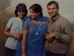 Nia Sharma Childhood pic