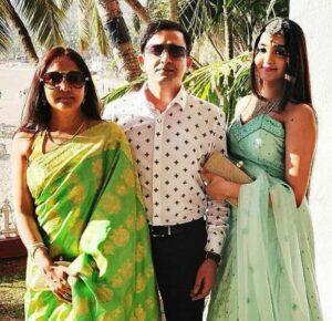 Nikita Bhamidipati parents