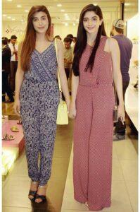 Urwa Hocane sister
