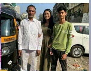 Manya Singh father