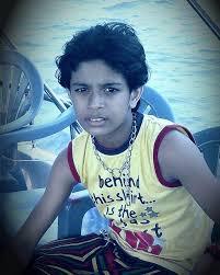 Ramzan Muhammed Childhood pic