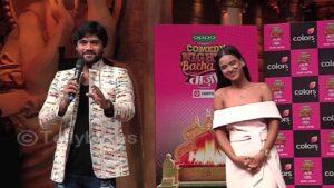 Nia Sharma  Comedy Nights Bachao 2