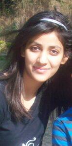 Early Pic of Manya Singh