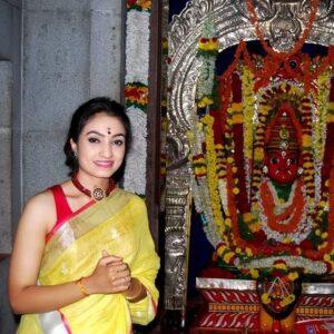 Vaishnavi Gowda religion