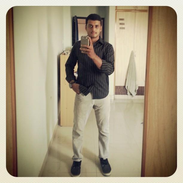 Aravind KP fitness