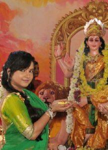 Shubha Poonja religion