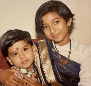 Shreya Ghoshal childhood pic