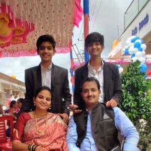 Vishwanath Haveri parents family