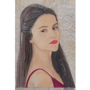 Priyanka Chahar Choudhary painting