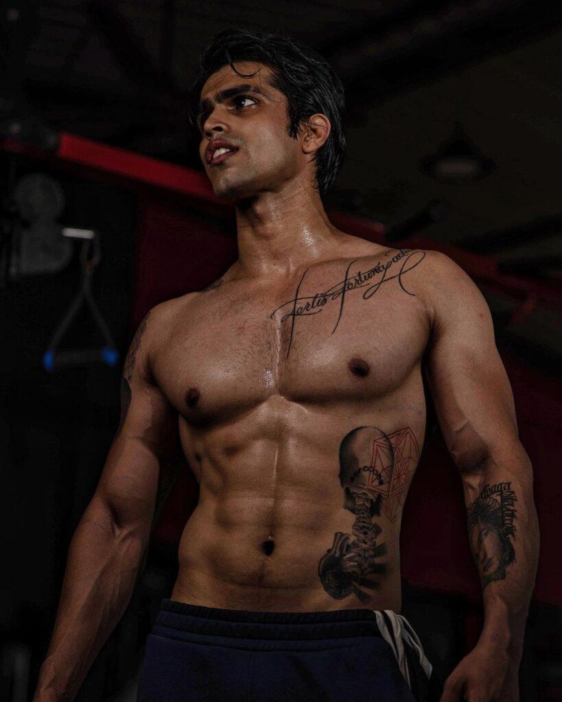 Trevon Dias fitness