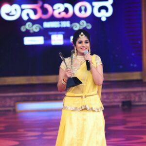 Divya Uruduaga award