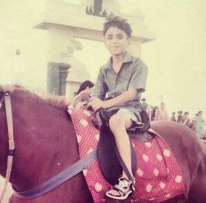 Young Adarsh
