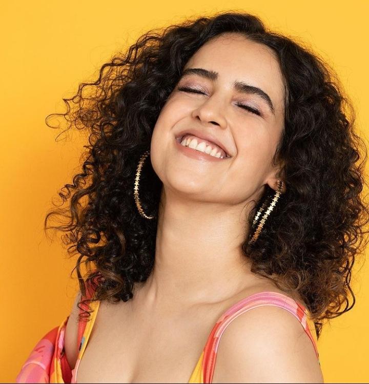 Sanya Malhotra Picture