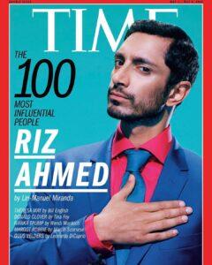 Riz Ahmed Time  100