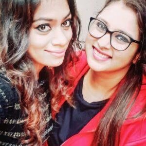Geetha Bharathi Bhat used spectacles