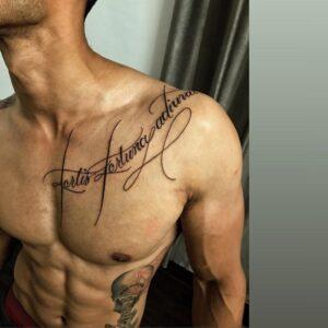 Trevon Dias tattoo designed