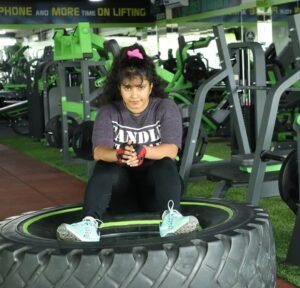 Shubha Poonja workout fitness