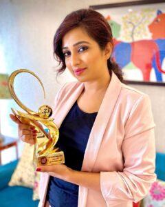 Shreya Ghoshal awards