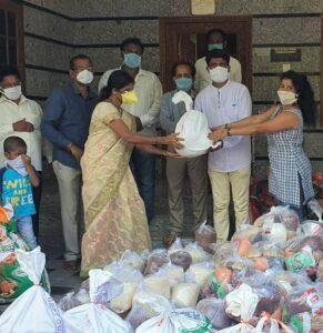 Shubha Poonja social work